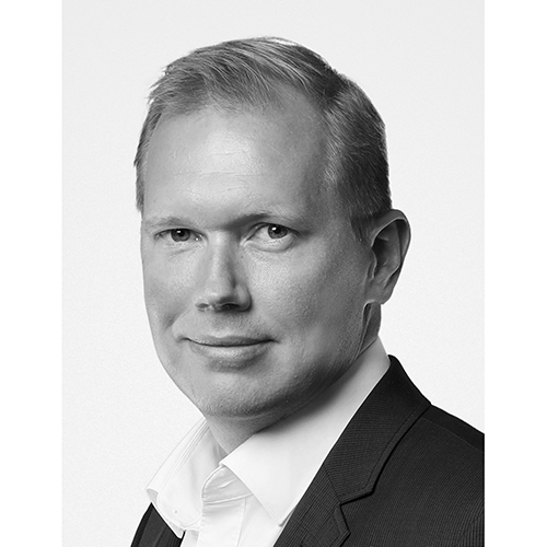 Financial Director Jonas Wiik